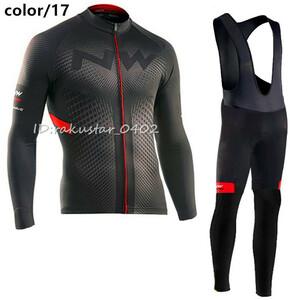 9色 サイクルウェア サイクルジャージ メンズ レディース 2点セット 長袖上下セット サイクリング 登山 男女兼用 S~3XL/SY74-1