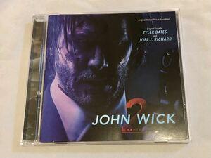 ジョンウィック チャプター2 サントラ CD