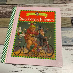 洋書 英語 絵本 児童書 Silly People Rhymes 英語絵本
