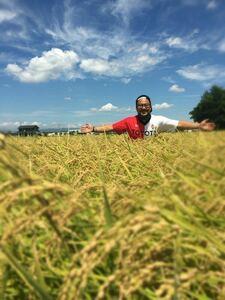 こだわりの新米つきあかり玄米10キロ 令和3年度産