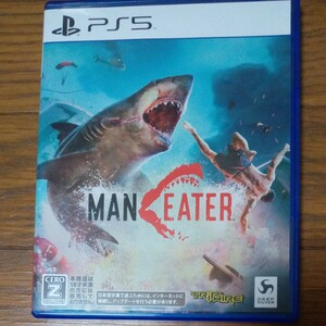 【PS5】 Maneater