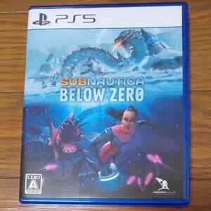 【PS5】 Subnautica:Below Zero
