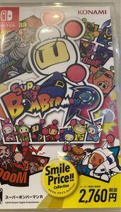 Switch スーパーボンバーマンR パッケージ版