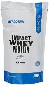 Myprotein マイプロテイン ホエイ Impact ホエイプロテイン (ブルーベリーチーズケーキ, 1kg)