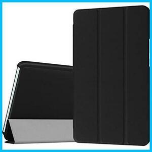 【即決】dtab Compact d-01J ケース MediaPad M3 8.4 AA001 LeTrade スタンド 機能付き 三つ折 高級PUレザー 超薄型最軽量 傷つけ防止