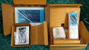 【新品未使用】アイホン センサーライトカメラ&ワイヤレスインターホンセット