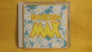 北欧ポップス スウェーデンMAX SWEDEN MAX ソフィー・セルマーニ メイヤ CD ディ・ディ トランポリンズ