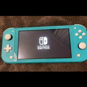 【操作確認済み】Nintendo Switch Lite 本体 ターコイズ Nintendo Nintendo Switch