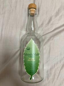 イチローズモルト ダブルディスティラリーズ DD ウイスキー 空瓶