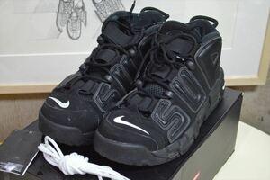 シュプリーム ナイキ SUPREME Nike AIR MORE UPTEMPO モアアップテンポ スニーカー シューズ靴26 US8? C8593