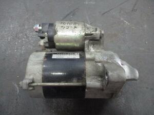 ワゴンR DBA-MH23S セルモーター ZLY 31100-58J00 016168 K6A
