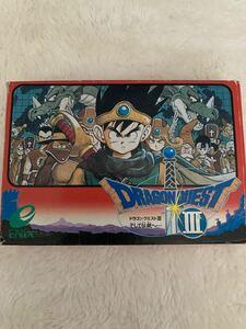 ドラゴンクエスト3 ファミコンソフト