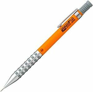A) オレンジ 0.5mm 【Amazon.co.jp限定】 ぺんてる シャープペン スマッシュ 0.5mm Q1005-15A