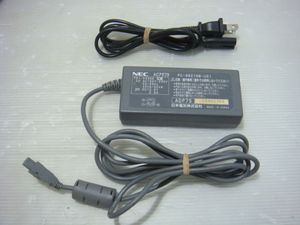 NEC 純正ACアダプターADP75 13.5V~2.5A PC-9821NB-U01
