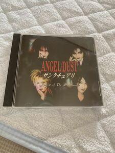 angel dust CD2枚 ビジュアル系