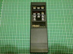 TEAC RC-393 カセットデッキ対応リモコン