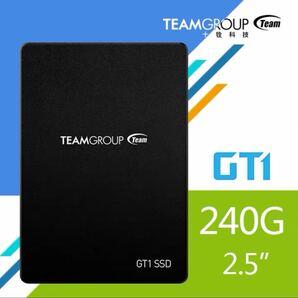 【新品未開封】TeamGruop SSD 240GB 7mm SATA3 GT1