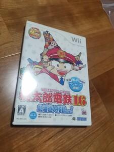 Wii 桃太郎電鉄16 北海道大移動の巻!