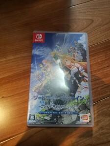 Nintendo Switch ソードアート・オンライン - ホロウ・リアリゼーション