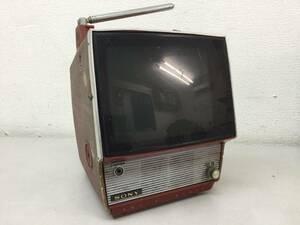 SONY ソニー Model 7-75 ブラウン管テレビ レトロ アンティーク オブジェ 当時物 ヴィンテージ