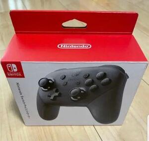 Nintendo Switch プロコン 新品