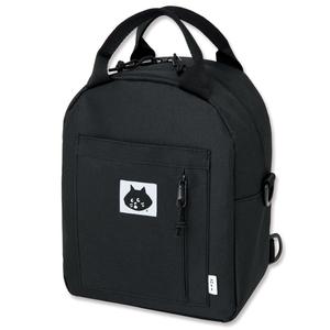 Ne-net(ネネット) にゃーの3wayバッグ 特製 3WAY BAG ハンドバッグ 肩掛けバッグ