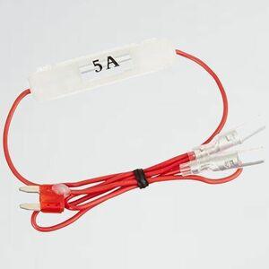 新品 未使用 AODEA(オ-ディア) エ-モン R-LW 10Aヒュ-ズ差替用 2040 ミニ平型ヒュ-ズ電源