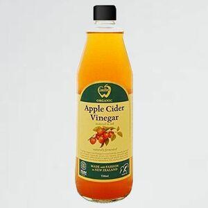 未使用 新品 純りんご酢 アップルサイダ-ビネガ- J-OO 有機JAS認定 オ-ク樽熟成 750ml ニュ-ジ-ランド産オ-ガニック