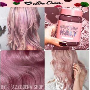 Limecrime Unicorn Hair Sext カラーバター マニパニ カラートリートメント 海外コスメ