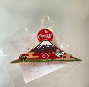 東京オリンピック パラリンピック 記念バッジ デイピン レア 新品 富士山