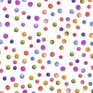 再販 45*USAコットン ロラライハリス Very Fairy Fun Dots フェアリー ハンドメイド ソーイング 輸入生地