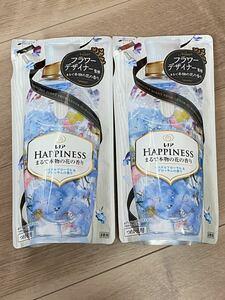 レノアハピネス パステルフローラル&ブロッサムの香り詰替 430mL 2個セット