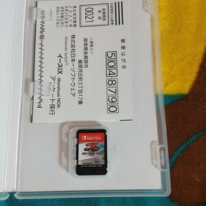 【中古品】 イースIX -Monstrum NOX- イース9 Nintendo Switch ニンテンドースイッチ