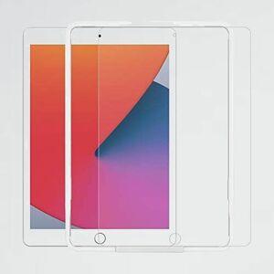 新品 好評 ガイド枠付き NIMASO M-N6 フイルム NTB19I38 ガラスフィルム iPad 10.2 用 iPad 9世代 / 8世代 / 7世代 専用 強化 ガラス