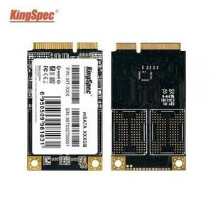●激安!●KingSpec SSD mSATA 128GB 内蔵型 MT-128 3D 高速 3D NAND TLC デスクトップPC ノートパソコン