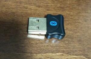 Bluetooth4.0 USBアダプター 本体のみ 中古