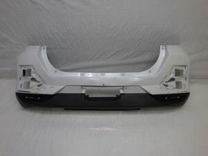 A200A/A210A ライズ / A200S/A210S ロッキー 純正 リアバンパー リヤバンパー W25 シャイニングホワイトパール 52159-B1310