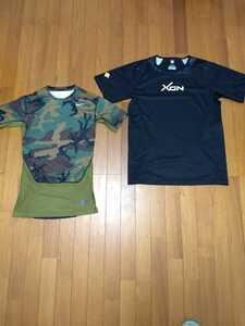 デサント XGN Tシャツ Lサイズ 2着セット 大谷翔平選手着用モデル