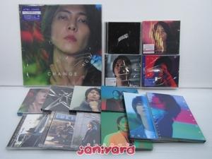 山下智久 CD セット 15点 [難小]