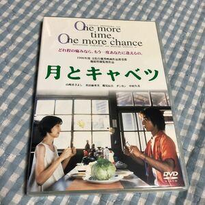 月とキャベツ DVD セル版 美品