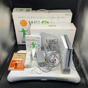 ★おまけ付★任天堂Wii本体&Wii Fitバランスボードセット★送料無料★