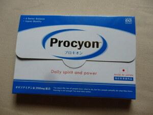 プロキオン60カプセル x1 未開封