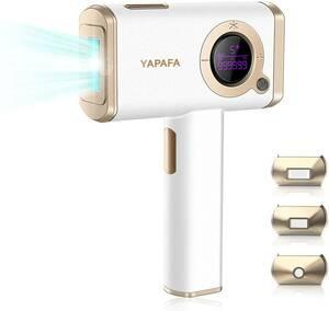 冷感 脱毛器 IPL フラッシュ 光脱毛器 自動照射 5段階 99万発照射 全身ヘアケア 美容器 メンズ レディース 男 女 家庭用  A114