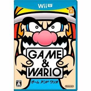 新品ゲーム&ワリオ - Wii UIB04