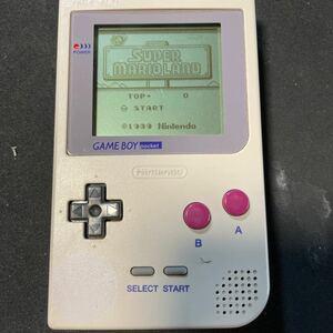 動作保証 ゲームボーイポケット 任天堂 Nintendo ニンテンドー