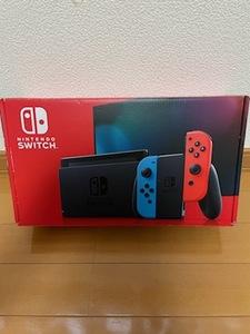 中古 任天堂 動作品 訳アリ Nintendo Switch ニンテンドースイッチ 本体 ネオンブルー ネオンレッド