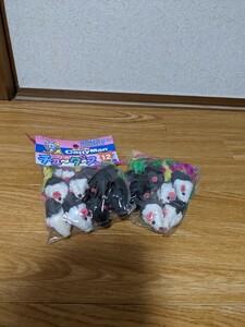 猫のネズミのおもちゃ 20個
