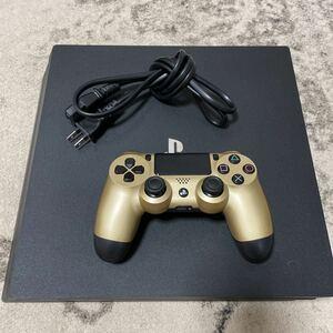 PS4 pro コントローラーセット ジャンク品 SONY PS4本体