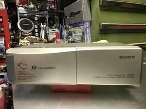 это  ч  Вещь!  высокий класс  машина SONY Sony Corporation  [ CDX  -  52RF ]  10DISC ( 10 изменение Disk  )   CD ченджер  из  само устройство   +   журнал  (  бывший в употреблении товар  )  старый  автомобиль / Город  дорога  Racer