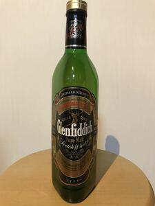 シングルモルト スコッチウイスキー グレンフィディック 旧ボトル 700ml 古酒 バルヴェニー